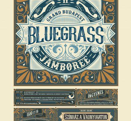 II. Grand Budapest Bluegrass Jamboree